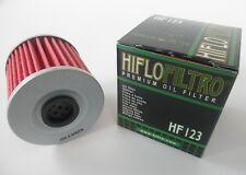 HIFLO FILTRO OLIO HF123 PER KAWASAKI  KL650 Tengai (KLR650) (89 90 91 92)