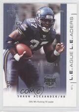 2003 Skybox LE #6LL Shaun Alexander Seattle Seahawks Football Card