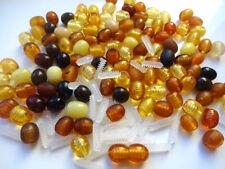 Multicolor Jewelry Plastic Screw Clasps  Fastene / Quality clasps 10-100 pairs