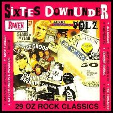 60's CD JEFF ST JOHN~BILLY THORPE~VIBRANTS~RAY COLUMBUS~BROWN~EASYBEATS ++ *NEW*