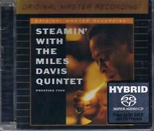 Davis, Miles Quintet Steamin'  MFSL Hybrid SACD DSD NEU