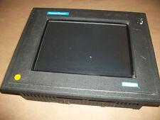 UTICOR Power Panel Operator Interface 100G-1S2F4 Revision ein