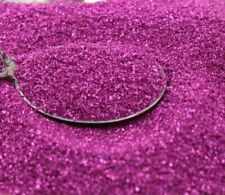 Fuchsia Glass Glitter - 311-9-006 - Real Glass - Imported  German Glitter