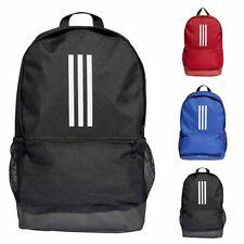 Adidas TIRO Backpack Sports Casual School Football Bag Back Black Red Blue