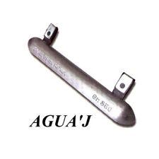 Piombo Idrodinamico pesca a  traina Agua'J  sgancio rapido fonderia roma CAS