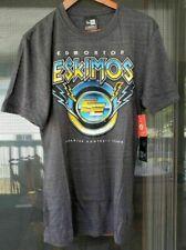 EDMONTON ESKIMOS New CFL FOOTBALL 100% Cotton T Shirts