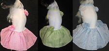 Kleid Hundekleid Hund XS S M L Hundebekleidung Tüll rosa blau grün