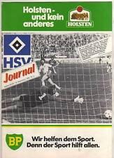 Prg 1.bl 82/83 hamburger sv-arminia bielefeld