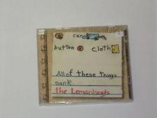 The Lemonheads-CAR Button CLOTH-CD