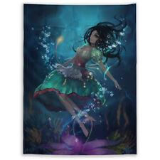 Alice Madness Returns Wall Hanging Tapestry Mandala Home Decor