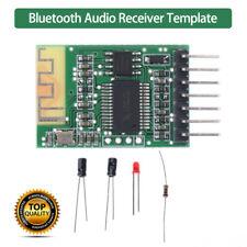 Bluetooth 4.0 Audio Receiver Template Power Amplifier Modified board Module