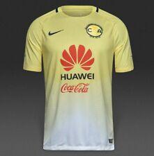 Nike Club América 16/17 para hombres Camisa Estadio De Fútbol Home - 776821 707