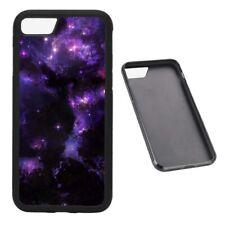Dark Galaxy Space RUBBER phone case Fits iPhone