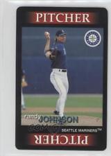 1996 Team Out! #RAJO Randy Johnson Seattle Mariners Baseball Card
