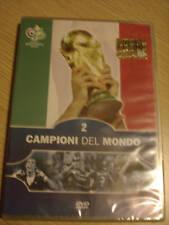 DVD N° 2 MONDIALI 2006 CAMPIONI DEL MONDO ITALIA NEW
