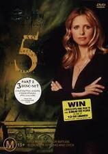 Buffy The Vampire Slayer Season Five 5 Part 2 DVD Episodes 12 - 22 Box Set