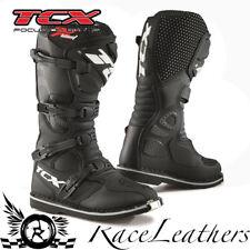 NEU TCX X-BLAST SCHWARZ ENDURO OFFROAD MX MOTOCROSS MOTORRAD DIRTBIKE MX STIEFEL