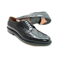 Clarks  Mens ** EDWARD LIMIT ** Black Lea ** Smart&Trendy **  UK 7.5,8,10,10.5 G