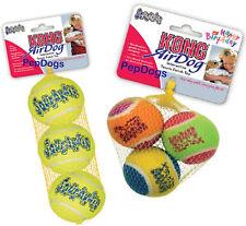 Air KONG Chien 3 Medium Sifflet Balles de Tennis Squeaky Toy