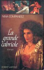 La grande cabriole - Nina Companeez - bon état