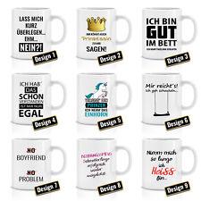 Tasse 'Sprüche' Spruch / Humor / Fun / Lustig / Spaß / Becher Fototasse Geschenk