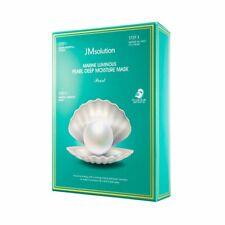 Jmsolution Marine Luminous Pearl Deep Moisture Mask (10pcs/box) Wholesales #ibea