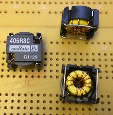 6.8uH 3.6 A 20mΩ Toro Cebador Murata inductor de núcleo 406R8C SMD Cantidad de múltiples