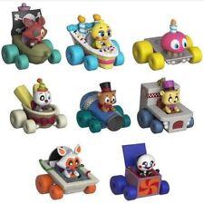 "Funko Five Night's at Freddy's Super Racers FNAF Die Cast Metal 2"" Cars New"