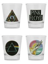 Pink Floyd Schnapsglas Set x4
