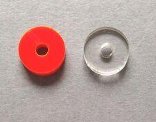 washers Acrylic various size washers