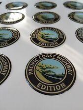 Chrysler PT Cruiser Pacific Coast Highway Domed Center Hub Cap Stickers