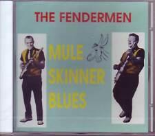 The FENDERMEN-Mule Skinner Blues 18 CANZONI CD