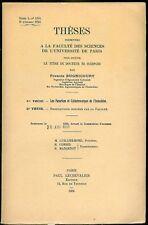 Thèse Mycologie INDOCHINE Fusarium Cylindrocarpon 1939