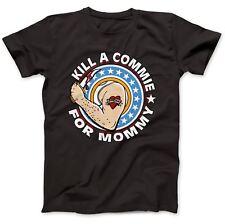 UCCIDERE un comunista come indossato da Johnny T-shirt 100% Cotone Premium Ramone Punk
