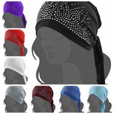 Headwear for Cancer Hair Loss Womens Scarf Pre Tied Chemo Hat Beanie Turban Gift