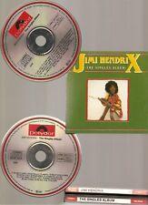 JIMI HENDRIX The Singles Album Polydor West Germany 2CD