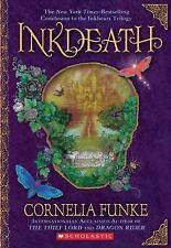 Inkdeath (Inkheart Trilogy) - Acceptable - Funke, Cornelia -
