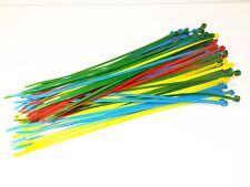Colliers de serrage rilsan Colson couleur 150 ou 300 mm lot 25-40-50-100-200