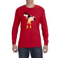 Hulk Hogan Slamming Andre The Giant Long sleeve shirt