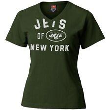 NIKE MUJER NUEVA YORK CHORROS cuello en 'V' of the City Camiseta 40% grande