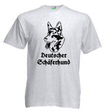 Deutscher Schäferhund T-Shirt | Hundesport | German Shepherd | Hund    10-167