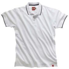 Gill Men's Polo Shirt White Crew Sport Polo Top MRRP £40.00 New & Sealed