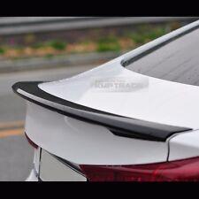 Aero Parts Rear Trunk Lip Spoiler Trim Garnish Painted for HYUNDAI 2017 Elantra
