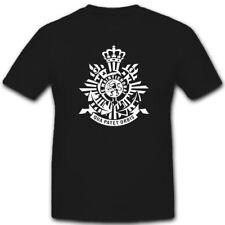 Korps Mariniers Marine Wappen Niederande Holländische Armee - T Shirt #3330