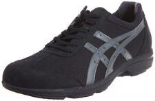 ASICS Walking Shoes HADASHIWALKER PLUS 536 TDW536 Black × charcoal gray