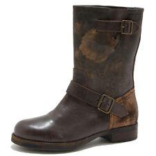 3348G stivale donna marrone SOISIRE SOIEBLEU SOVE 02 scarpa boots shoes women