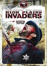 High Plains Invaders - Sebastian Knapp, Cindy Sampson, James Marsters dvd