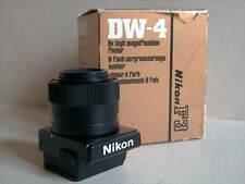 Nikon DW-4 Lupensucher 6x Sucheraufsatz für Nikon F3 F3HP F3T