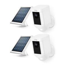 Spotlight Cam Solar Outdoor Security Wireless Standard Surveillance Camera In Wh