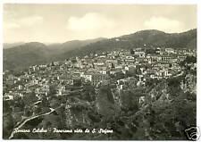 ROSSANO CALABRO - PANORAMA VISTO DA S.STEFANO (COSENZA)
